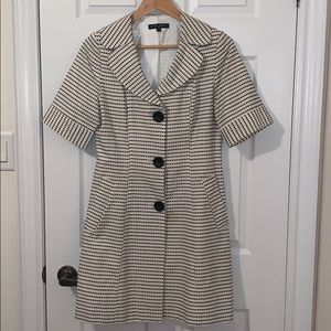 dress/coat short sleeve